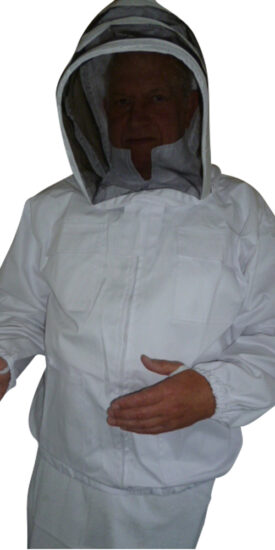 beekeeping white jacket