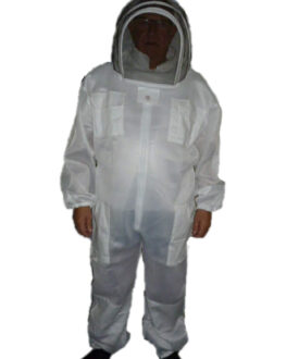 beekeeping suit white