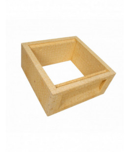 national high density poly hive brood box