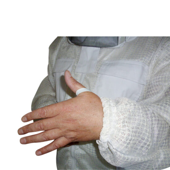 vent jacket thumb loop