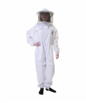 Child Beekeeping Suit white hoop