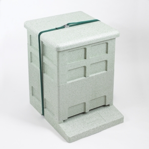 National 14 x12 Poly Hive with 2 Supers